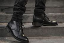 Back to Black - Black Boot Styles / Black Boots from Thursday Boot Company