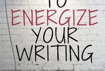 Writing / How to be a great writer. Tips to help you learn how to write engaging content. Overcome writer's block.
