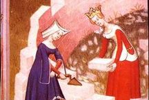 Women in history - Christine de Pizan