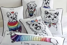 Decorating with Dogs