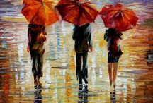 I Love The Rain!