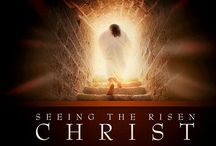 Holiday - Easter / He is risen.  He is risen indeed!