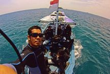 Scuba Diving at Pramuka island / My fun dive
