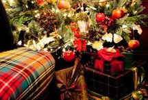 Christmas Plaids / by Linda Doemel