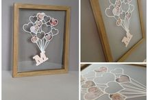 The Crafty Calf Papercuts / A board displaying papercuts lovingly created by The Crafty Calf  www.thecraftycalf.co.uk