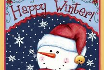 Winter Wonderland / The special beauty that is winter