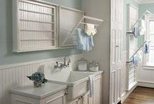 Design Inspiration | Laundry Room
