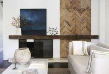 Design Inspiration | Fireplace