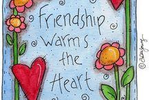 Forever Friends / Celebrating the Joys of Friendship