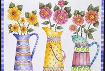 Welcome Spring! / Graphics that remind me of the new beginnings that the season of Spring ushers in.