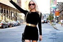Black Dresses. / by Elizabeth Neira Soto