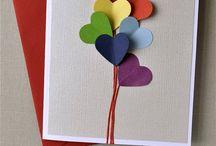 Card Design / Stick it, write it, send it