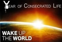 The Year of Consecrated Life / 2015 was declared the Year of Consecrated Life by Pope Francis.