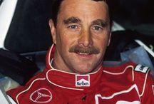 Nigel Mansell / Найджел Мэнселл