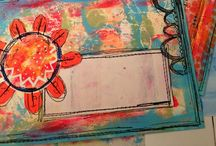 Mail Art Postcards & Envelopes
