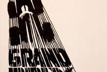 Retro poster Grand prix / Ретро плакаты Гран при
