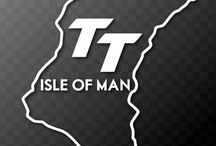 Isle of man TT / Tt, isle of man, Dunlop
