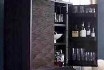Bar & wine cabinets