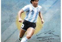Diego Armando Maradona / Диего Марадона