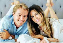 Family Rosberg / Семья Росберг