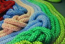 Beads: crocheting