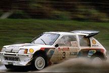 Autosport / Автоспорт / WRC, DTM, Group B rally cars