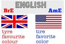 English / inglés / angol