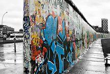 Berlin wall / Берлинская стена