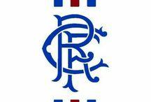 Glasgow Rangers Football club Scotland / FC Rangers