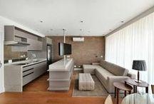 AP FL4300 / Apartamento de 63m²  projetado por nós para receber um jovem empresário em SP.