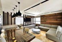 AP VILA NOVA / Apartamento projetado e decorado para aluguel de jovens empresários de SP.