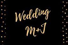 Wedding - M+J