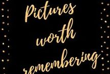Pictures worth remembering