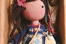 Muñecas ganchillo / Las muñecas más bonitas que he visto