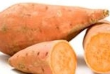 sweet potato / They're not to bad!