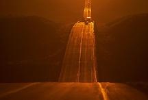 snelwegen / wegen / highways / roads