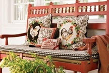 summer country decor