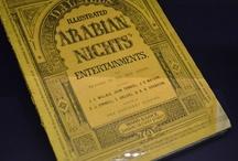 Collection  / Photographies prises secrêtement durant mon parcours de l'exposition Les Milles et une Nuits à l'institut du monde Arabe.