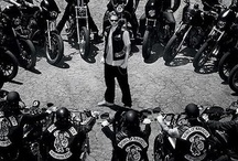 #Sons of ANARCHY / This Programme has to be one of the most viewer engaging series on tv..what i find fascinating is the unpredictable scenes from the programme..excellent writing lines and flow of the plots.