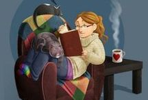 Book Lovers' Cafe / by Caitriona Maire MacDougall