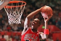 KING of the AIR: / His airness Michael jordan the all rounder basketball player who has left behind a legacy and stands as a icon and strong influence on the sport on and off the court..also he appears in my other board #PLAYMAKERS with the other incredible players / by Dennis Blackstorm