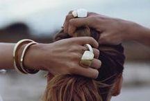 Rings / by Robbin e-bu Jewelry