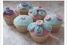 Cupcakes, cakes and other yummy treats