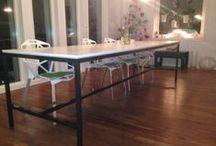 Tables Made By Edlund Smide