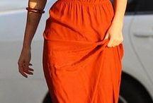 looks com vestido longo