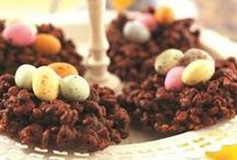 Easter Inspiration / Make Easter fun for the whole family with these yummy treats, activities and crafts.