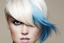 COLOR PLEASE / Women Hair with types of color tint dye etc also tips and how to..There are some amazing creations out there..