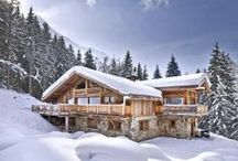 Style: Chalets and Luxury Skiing