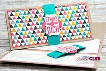DIY - Einladungen, Gutscheine & Karten