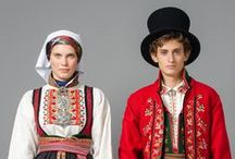 Norwegian Folk costumes (Bunad)